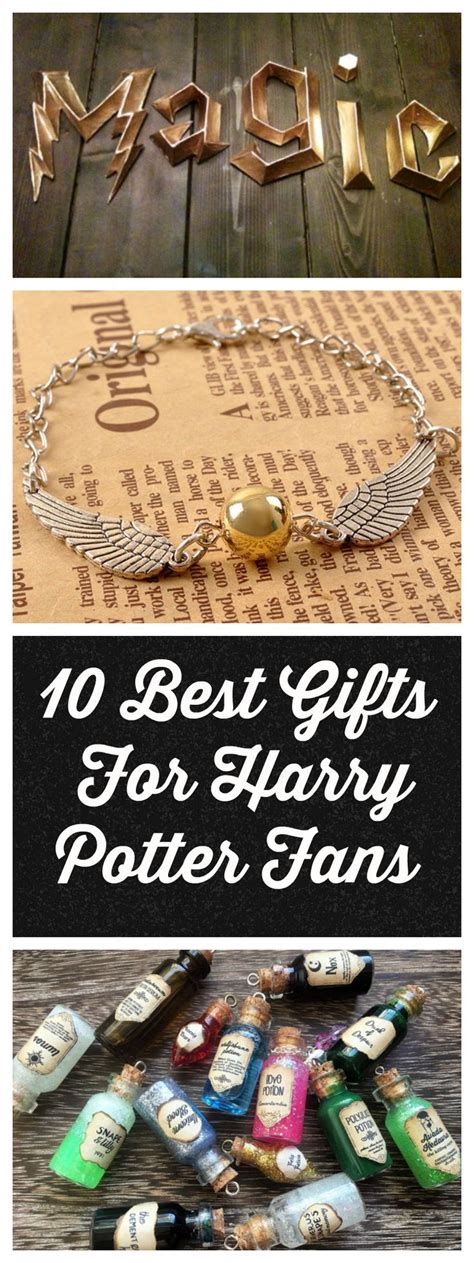 gifts for harry potter fans the ultimate gift guide for any true harry potter fan