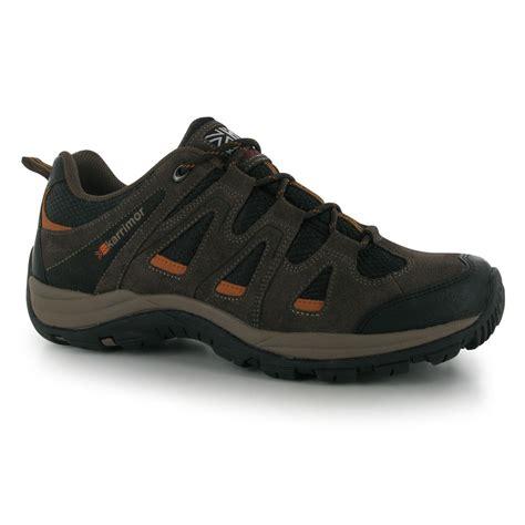Karrimor Hiking karrimor mens border walking shoes hiking outdoor shaped