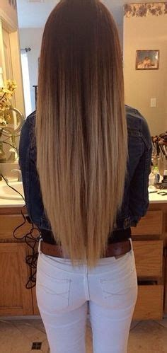 haircut for long rebonded hair the v cut isn t only beautiful from the back hairstyles