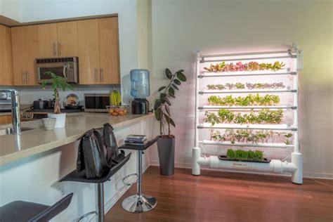 opcom farm  indoor gardening  easy  plant pick