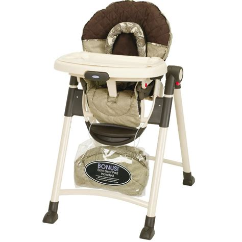 Graco High Chair by Graco Contempo Highchair Birkshire