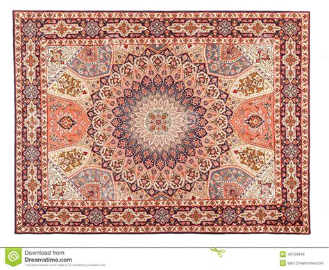 tappeti arabi eastern silky carpet classic arabic pattern stock image