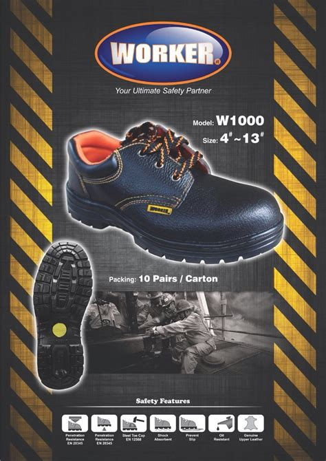 Ready Stock Shoes Safety ready stock safety shoes murah quality tinggi