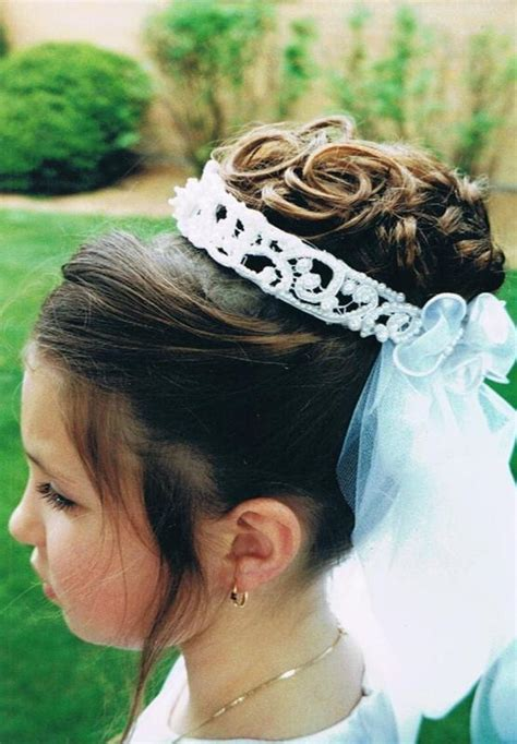 cute hairstyles for first communion first communion hairstyles beautiful hairstyles