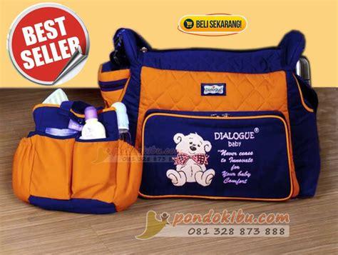 Paket Perlengkapan Bayi Baru Lahir 3 In 1 Baby Gift Set Perleng tas bayi dialogue paket 3 in 1 pondok ibu