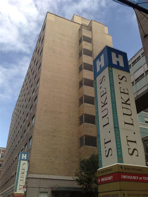 St Luke Detox Nyc by St Luke S Roosevelt Hospital Center