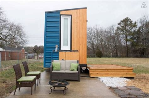 airbnb nashville tiny house nashville 185 sq ft tiny home is a modern guesthouse