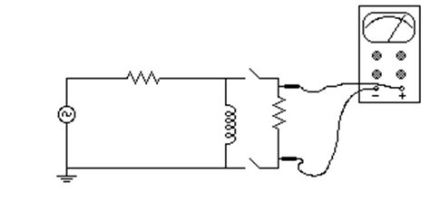 how to measure resistance in a circuit measuring audio