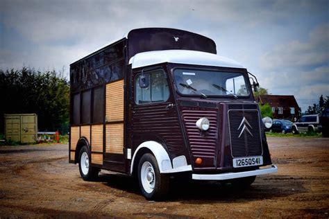 Citroen H For Sale by The Horsebox Citroen Hy Vans