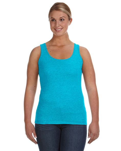 Hm Top Fit L anvil fit ringspun tank top 882l ebay