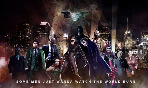 The Adventures Batman And Robin Rogues Gallery trilogy nolan s villains page 3 nolan fans forums