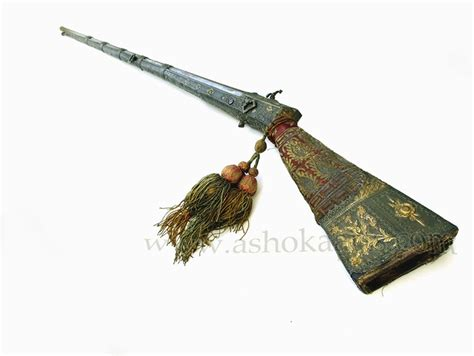 ottoman guns magnificent ottoman balkan miquelet lock musket with gold