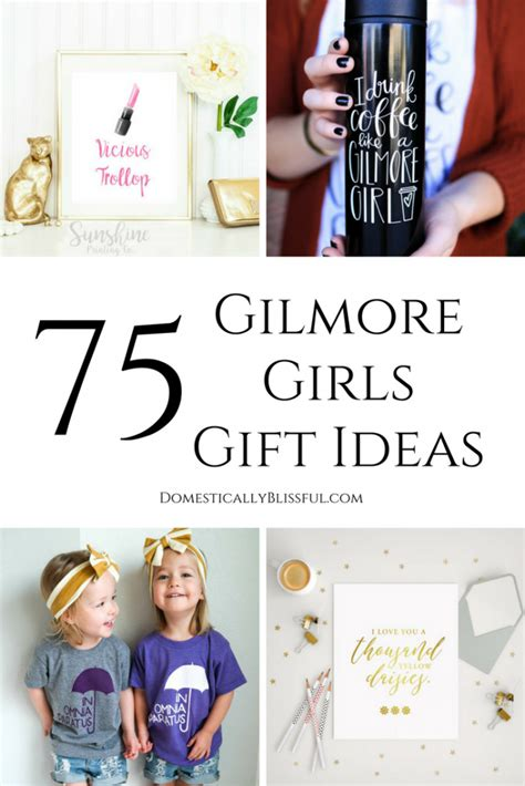gifts for gilmore fans 75 gilmore gift ideas that every gilmore girls fan