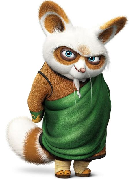 imagenes de kung fu panda shifu dustin hoffman doesn t know what animal he plays in kung