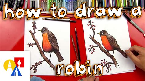 how to draw a boat art hub how to draw a robin bird realistic youtube