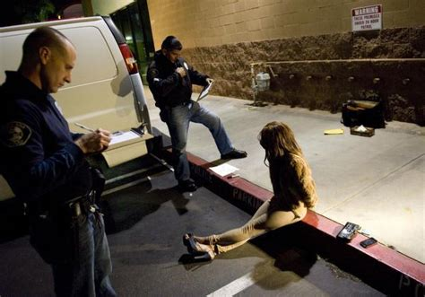 Arrested For Prostitution by Watchdog Why Are Santa Prostitution Arrests Plunging