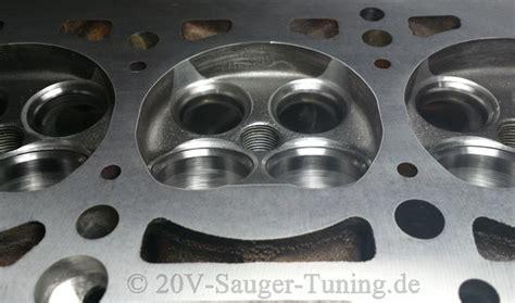Was Bringt Ein Tuning Zylinderkopf by Back Cut Ventile