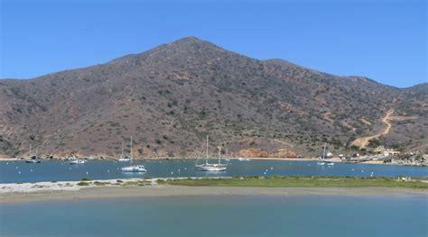 boat to two harbors catalina catalina harbor on catalina island avalon ca