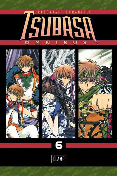 Tsubasa Omnibus 3 tsubasa omnibus vol 6 fresh comics