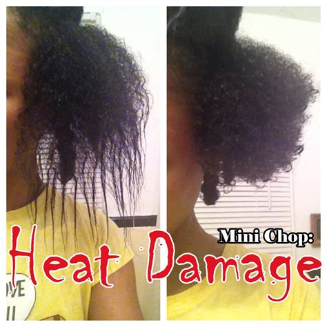 what is the best perm for damaged hair natural hair mini chop pics heat damage youtube