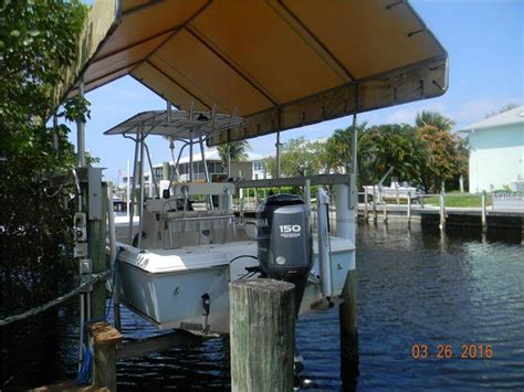boat lifts punta gorda fl pirate harbor punta gorda fl boat lift dock direct