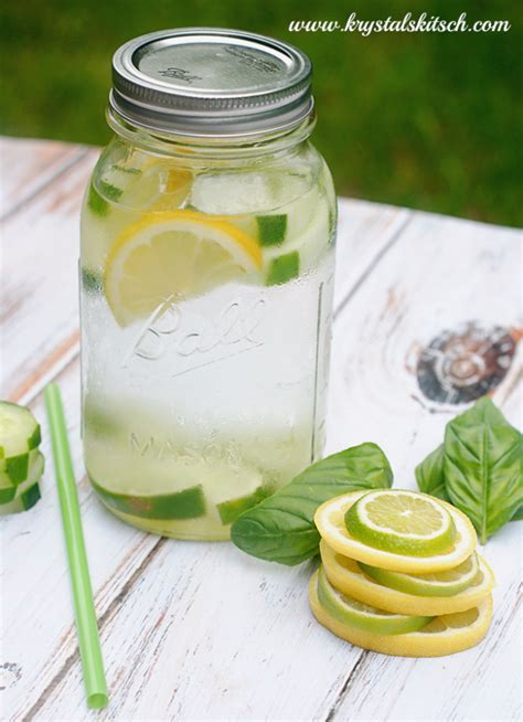 Mango And Lemon Detox Water by 32 More Delicious Detox Water Recipes Page 3 Of 7 Diy