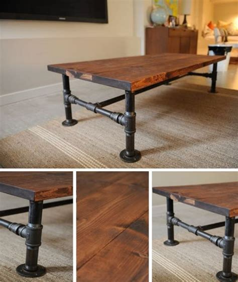 25 best ideas about pipe furniture on