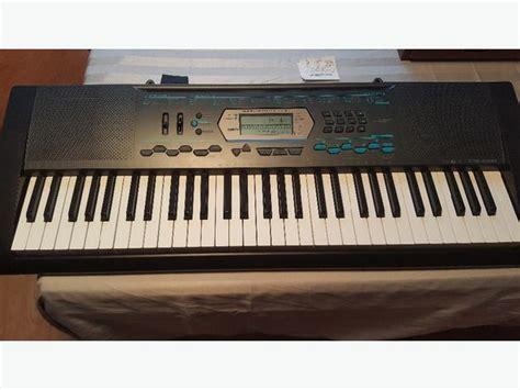 Keyboard Casio Ctk 2100 electric piano casio ctk 2100 cbell river courtenay comox