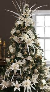 tree silver white: white and silver christmas tree decorating ideas  amazing christmas
