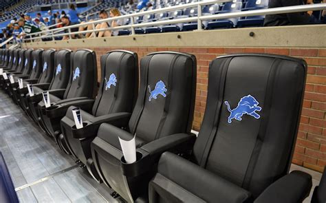what are club seats at ford field mgm grand detroit tunnel club endzone seating