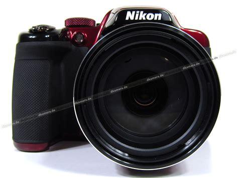 Kamera Nikon P520 die kamera testbericht zur nikon coolpix p520
