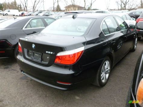 2009 bmw 528xi 2009 black sapphire metallic bmw 5 series 528xi sedan