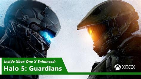 Hoodie Halo 5 Guardians Xbox inside xbox one x enhanced halo 5 xbox wire