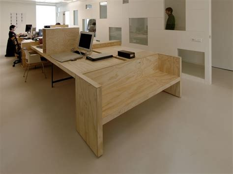 Plywood Office Desk 1000 Ideas About Plywood Desk On Pinterest Plywood Furniture And Plywood Table