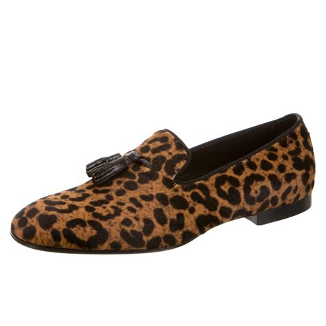 leopard mens loafers tom ford new and sold out leopard print s loafers