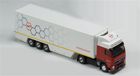 business commissions  model trucks   scale