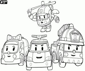 Coloriage Cars Helicopterel
