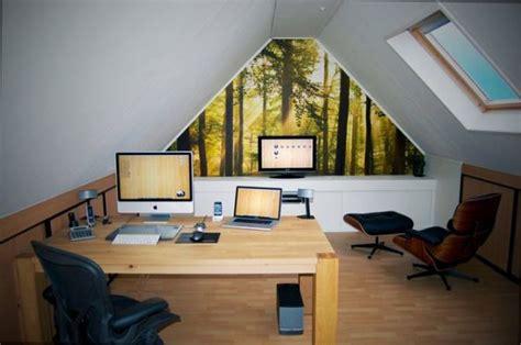 office remodel ideas 30 cozy attic home office design ideas