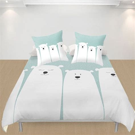 Bedcover Set Uk Kingsize 4 snowflakes duvet covers and comforters bed on