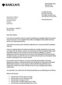 Barclays Credit Card Letter Barclays Bank Admits Blunder That Led To Account Holder Being Blamed When 163 1 150 Was Stolen From