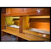 Picture/Photo Sleeping Berth On Historic Ship Mystic