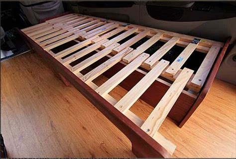 homemade futon project idea diy sofa bed parr lumber