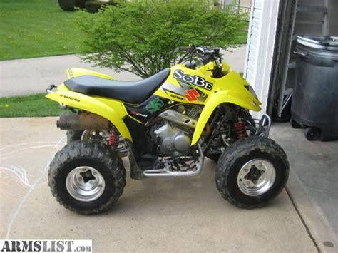 Suzuki Ltz 250 For Sale Armslist For Sale 2004 Suzuki Ltz 250