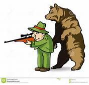 Bear Hunter Royalty Free Stock Photo  Image 20326135