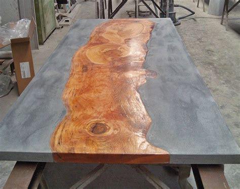 beton tafelblad betonnen tafel