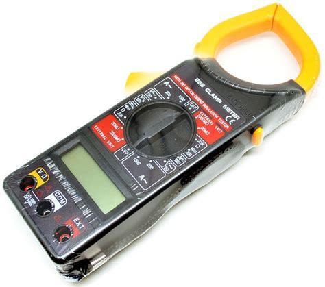 Jual Multimeter jual gadget digital multimeter tang ere untuk cek