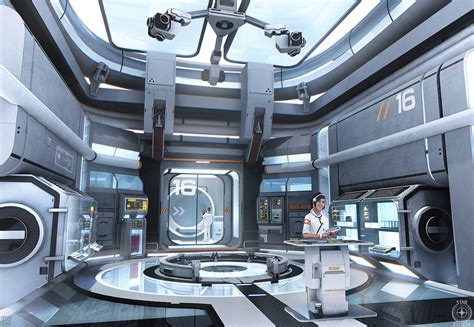 home concept design center star citizen concept art 75 escape the level