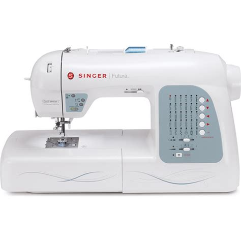 tutorial singer xl 400 buydig com singer futura xl 400 computerized sewing and