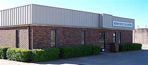 Tulsa Unemployment Office by Oklahoma Employment Security Commission Sapulpa