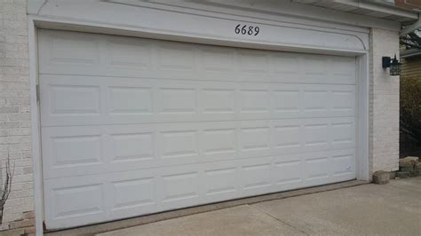 Replacing A Garage Door Garage Door Replacement